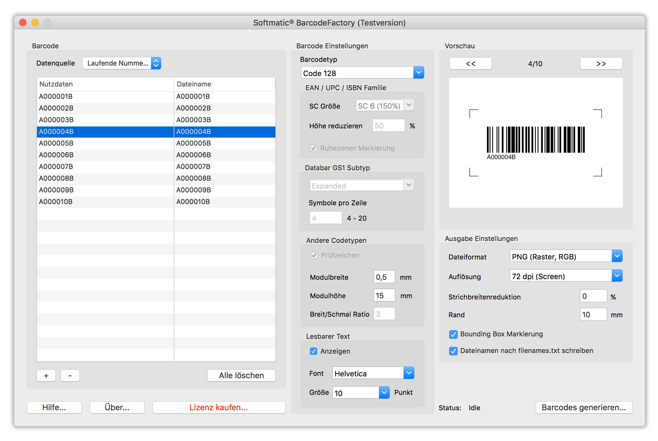 Groß Barcode Etikettenvorlage Fotos - Entry Level Resume Vorlagen ...