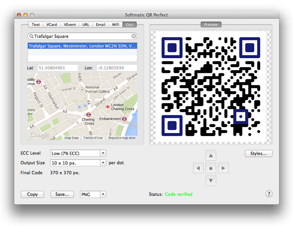 QR Code Generator with Logo | Softmatic